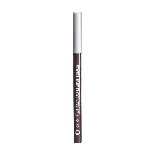 Gabriella Salvete Eyeliner Contour Eye Pencil 0,28gr 19 Dark Brown