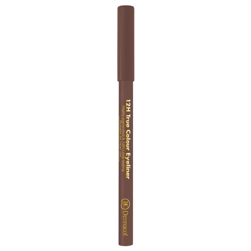 Dermacol 12h True Colour Eye Pencil 0,28gr 4 Light Brown