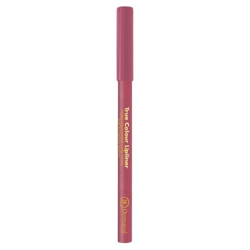 Dermacol True Colour Lip Pencil 0,28gr 4 oμορφια   μακιγιάζ   μακιγιάζ χειλιών   μολύβια χειλιών
