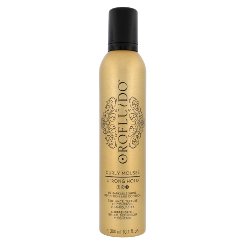 Orofluido Beauty Elixir Hair Mousse 300ml (Strong Fixation)