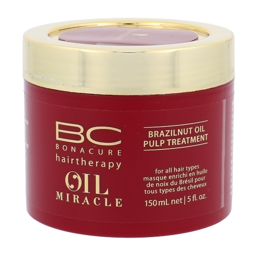Schwarzkopf BC Bonacure Oil Miracle Brazilnut Oil Treatment 150ml All Hair Types