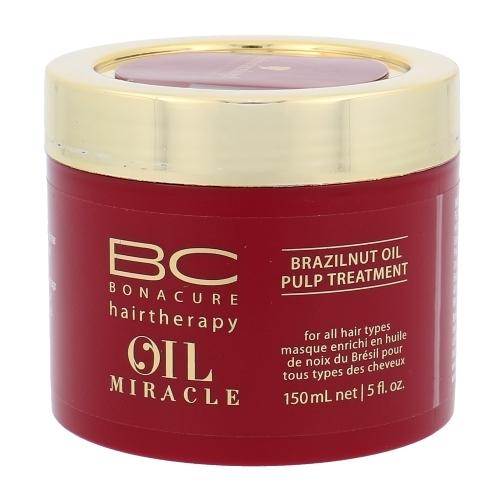 Schwarzkopf BC Bonacure Oil Miracle Brazilnut Oil Treatment 150ml All Hair Types oμορφια   μαλλιά   αναδόμηση μαλλιών   θεραπείες μαλλιών