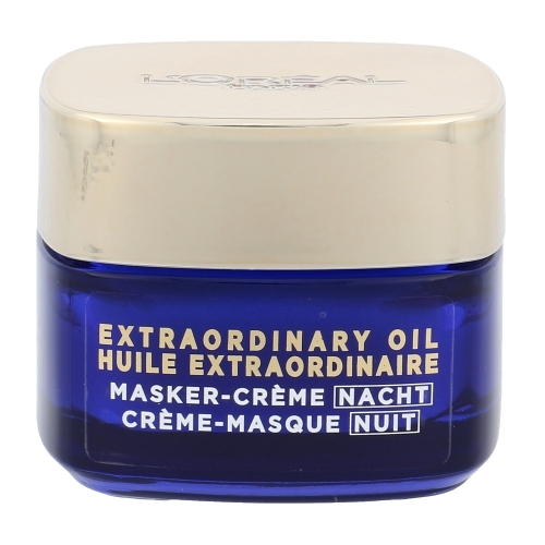 L/oreal Paris Extraordinary Oil Night Cream Mask Night Skin Cream 50ml (Dry - For All Ages)