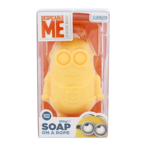 Minions Soap On A Rope 3d Bar Soap 180gr