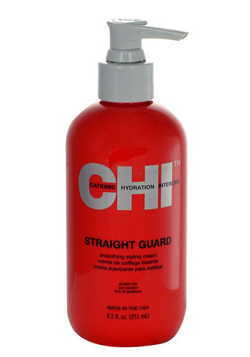 Farouk Systems Chi Thermal Styling Straight Guard Hair Smoothing 251ml oμορφια   μαλλιά   styling μαλλιών   κρέμες φορμαρίσματος
