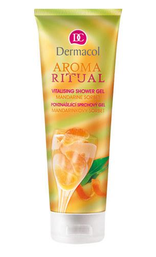 Dermacol Aroma Ritual Shower Gel Mandarine Sorbet 250ml Mandarine Sorbet oμορφια   σώμα   aφρόλουτρα