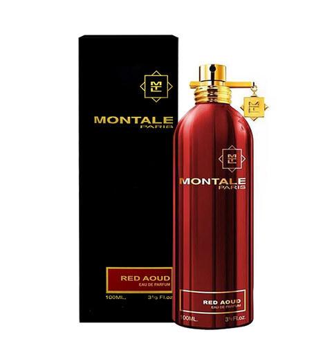 Montale Paris Red Aoud Eau De Parfum 100ml