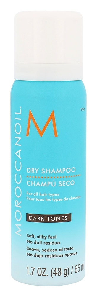 Moroccanoil Style Dark Tones Dry Shampoo 65ml (All Hair Types) oμορφια   μαλλιά   φροντίδα μαλλιών   ξηρά σαμπουάν