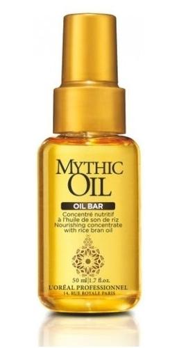 Loreal Paris Mythic Oil Nourishing Concentrate Oil 50ml Nourishing Oil oμορφια   μαλλιά   αναδόμηση μαλλιών   λάδια μαλλιών