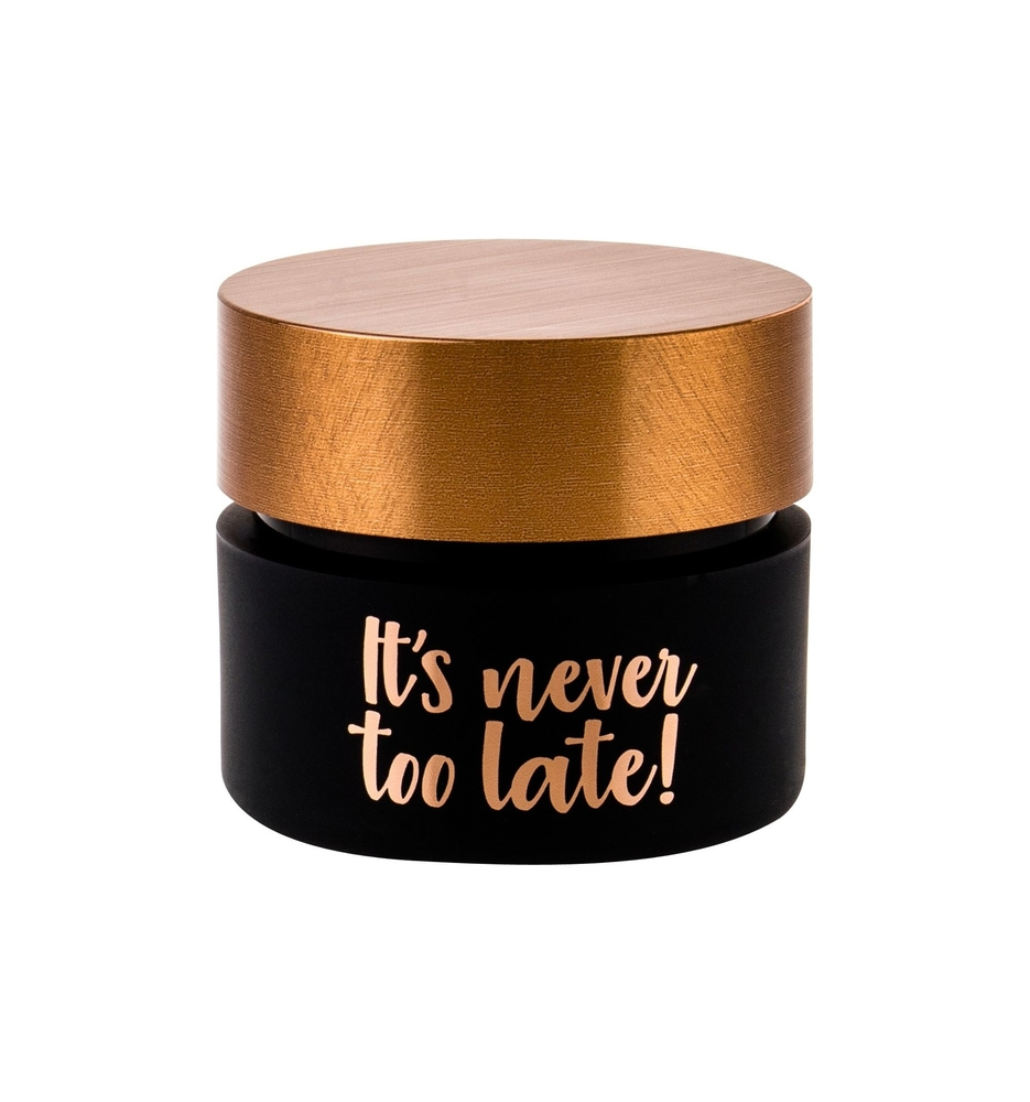 Alcina It/s Never Too Late! Day Cream 50ml (Wrinkles - All Skin Types)