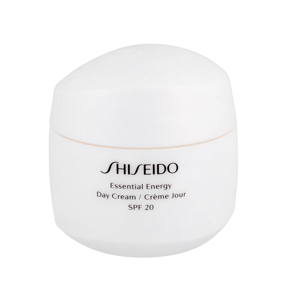 Shiseido Essential Energy Day Cream Day Cream 50ml Spf20 (All Skin Types - For All Ages)