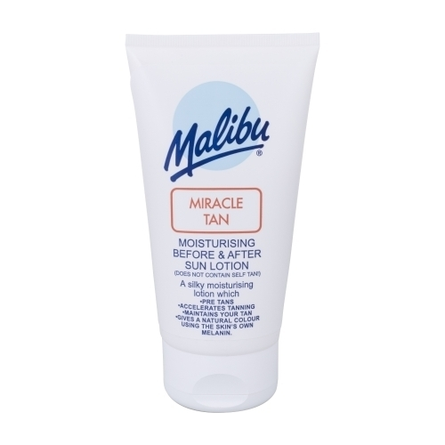 Malibu Miracle Tan After Sun Care 150ml oμορφια   αντηλιακή προστασία   μαύρισμα   after sun