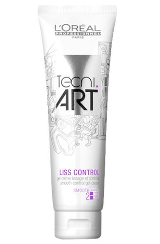Loreal Paris Tecni Art Liss Control Gel-Cream 150ml