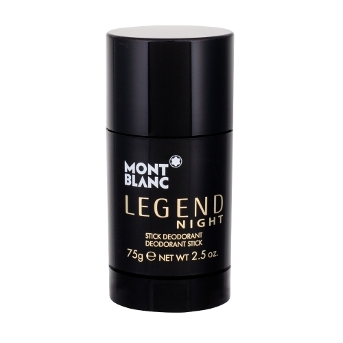Montblanc Legend Night Deodorant 75ml (Deostick)