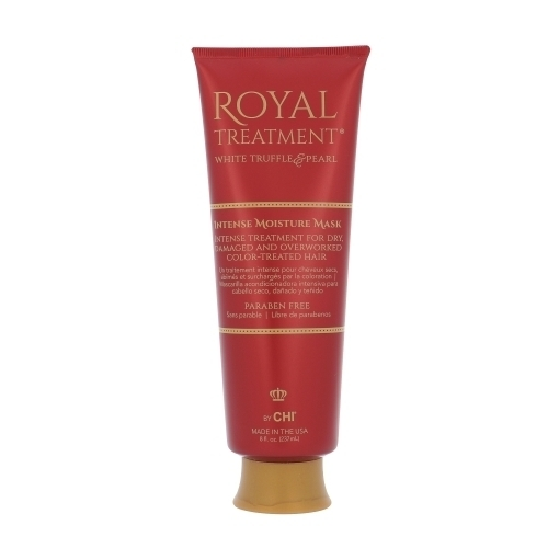 Farouk Systems Chi Royal Treatment Intense Moisture Mask Hair Mask 237ml (Damaged Hair - Dry Hair)