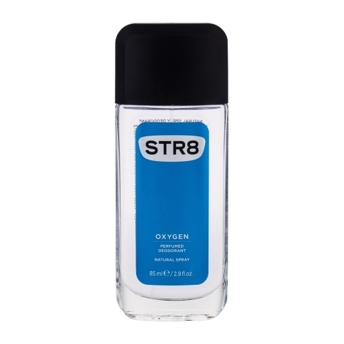 Str8 Oxygen Deodorant 85ml (Deo Spray) oμορφια   αρώματα   αποσμητικά