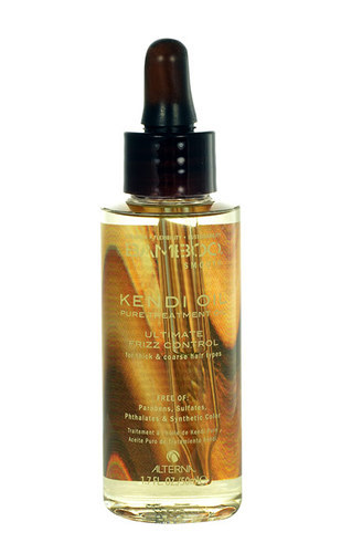 ALTERNA Bamboo Smooth Kendi Oil Pure Treatment Oil pielegnujacy olejek do wlosow oμορφια   μαλλιά   αναδόμηση μαλλιών   λάδια μαλλιών