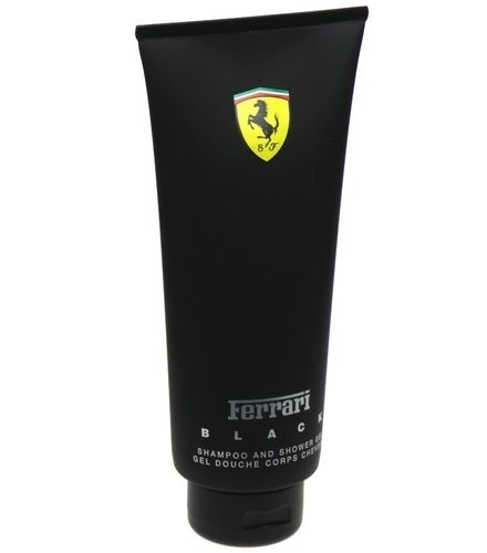 Ferrari Black Line Shower Gel 150Ml oμορφια   σώμα   aφρόλουτρα