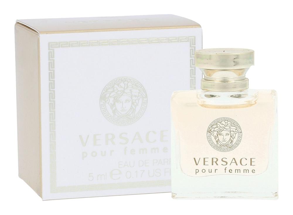 Versace Pour Femme Eau De Parfum 5ml