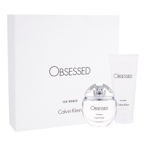 Calvin Klein Obsessed For Women Eau De Parfum 50ml Combo: Edp 50 Ml + Body Lotion 100 Ml