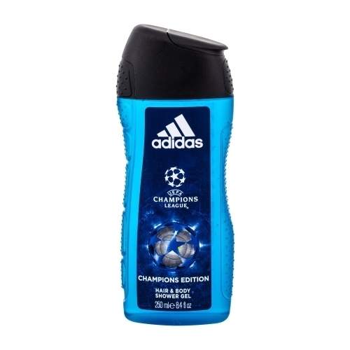 Adidas Uefa Champions League Champions Edition Shower Gel 250ml