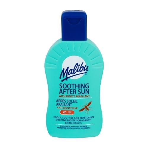 Malibu After Sun Insect Repellent After Sun Care 200ml oμορφια   αντηλιακή προστασία   μαύρισμα   after sun