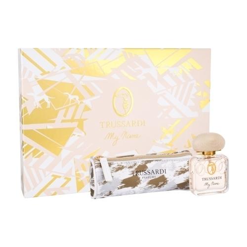 Trussardi My Name Pour Femme Eau De Parfum 50ml Combo: Edp 50 Ml + Cosmetic Bag