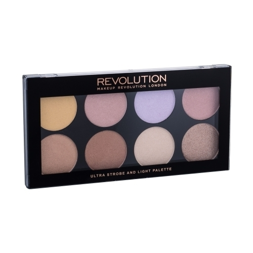 Makeup Revolution London Ultra Strobe And Light Palette Brightener 11,5gr