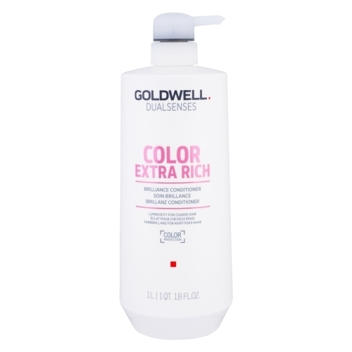 Goldwell Dualsenses Color Extra Rich Conditioner 1000ml (Colored Hair - Coarse H oμορφια   μαλλιά   φροντίδα μαλλιών   conditioner