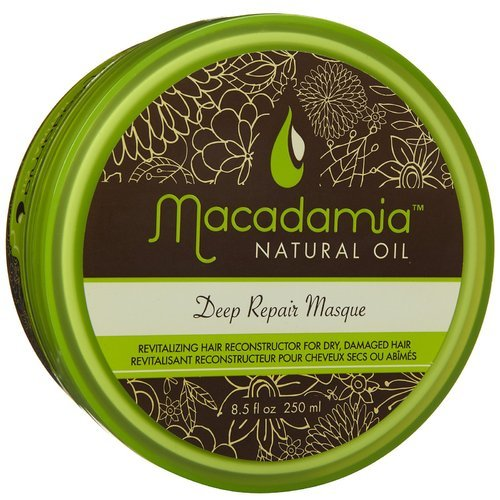 Macadamia Professional Deep Repair Masque Hair Mask 250ml (Damaged Hair - Dry Hair)
