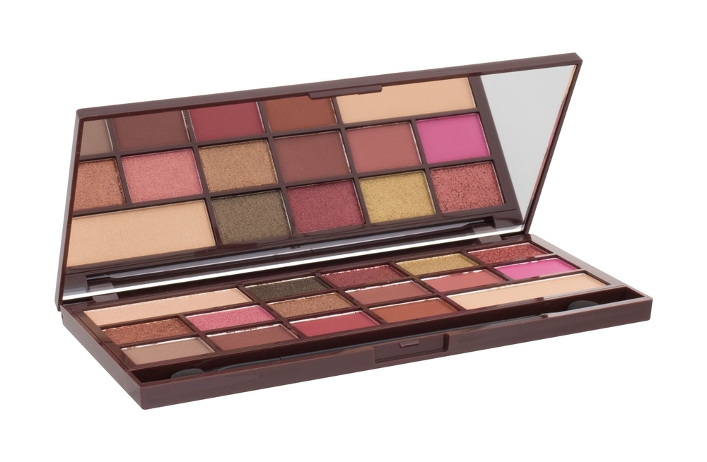 Makeup Revolution London I Heart Makeup I Heart Chocolate Rose Gold Eye Shadow 21,96gr