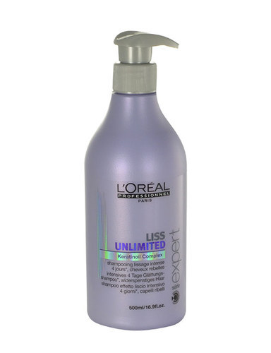 Loreal Paris Expert Liss Unlimited Shampoo 500ml