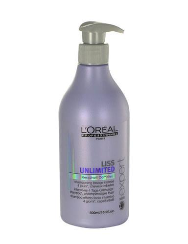 Loreal Paris Expert Liss Unlimited Shampoo 500ml