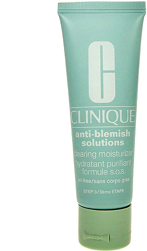 Clinique Anti-blemish Solutions Formule Sos Day Cream 50ml (All Skin Types - For oμορφια   πρόσωπο   κρέμες προσώπου