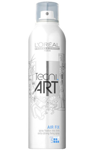 L/oreal Professionnel Tecni.art Air Fix Hair Spray 250ml (Extra Strong Fixation)