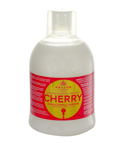 KALLOS Cherry Conditioning Shampoo With Cherry Seed Oil 1000ml