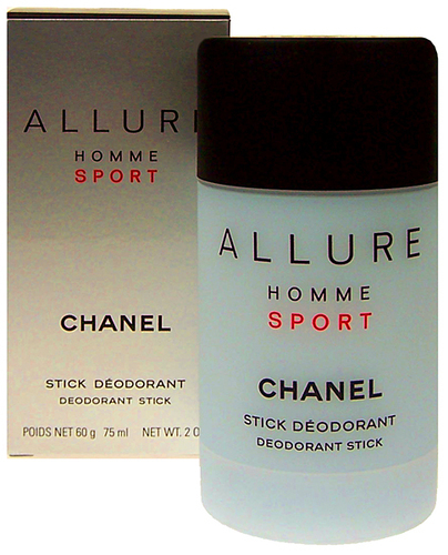 Chanel Allure Homme Sport Deodorant 75ml Aluminum Free (Deostick)