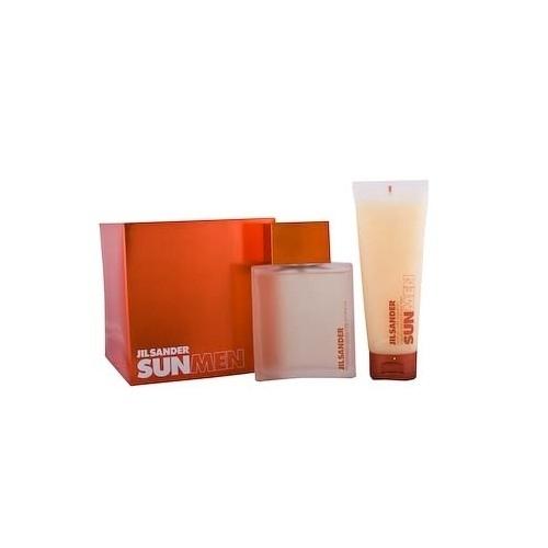 Jil Sander Sun Eau De Toilette 75ml & 75ml Shower Gel