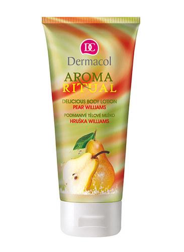Dermacol Aroma Ritual Body Lotion Pear Williams 200ml Pear Williams oμορφια   σώμα   κρέμες σώματος