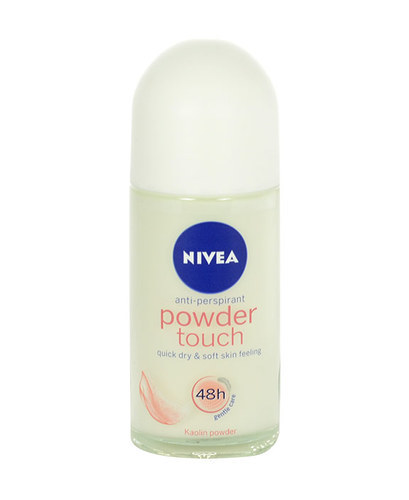 Nivea Powder Touch 48h Antiperspirant 50ml (Roll-on)