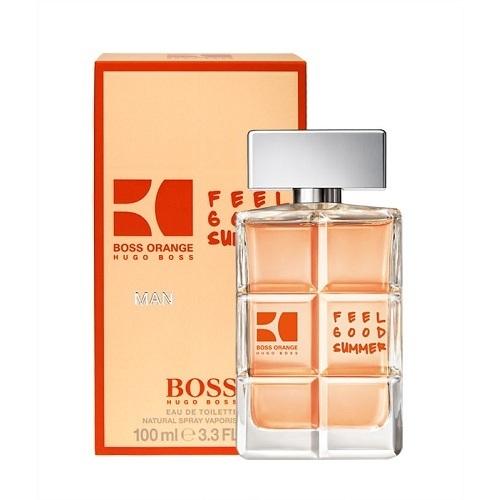 HUGO BOSS Orange Man Feel Good Summer EDT 100ml oμορφια   αρώματα   αρώματα ανδρικά