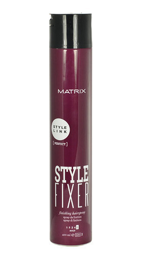 Matrix Style Link Style Fixer Hair Spray 400ml (Extra Strong Fixation)