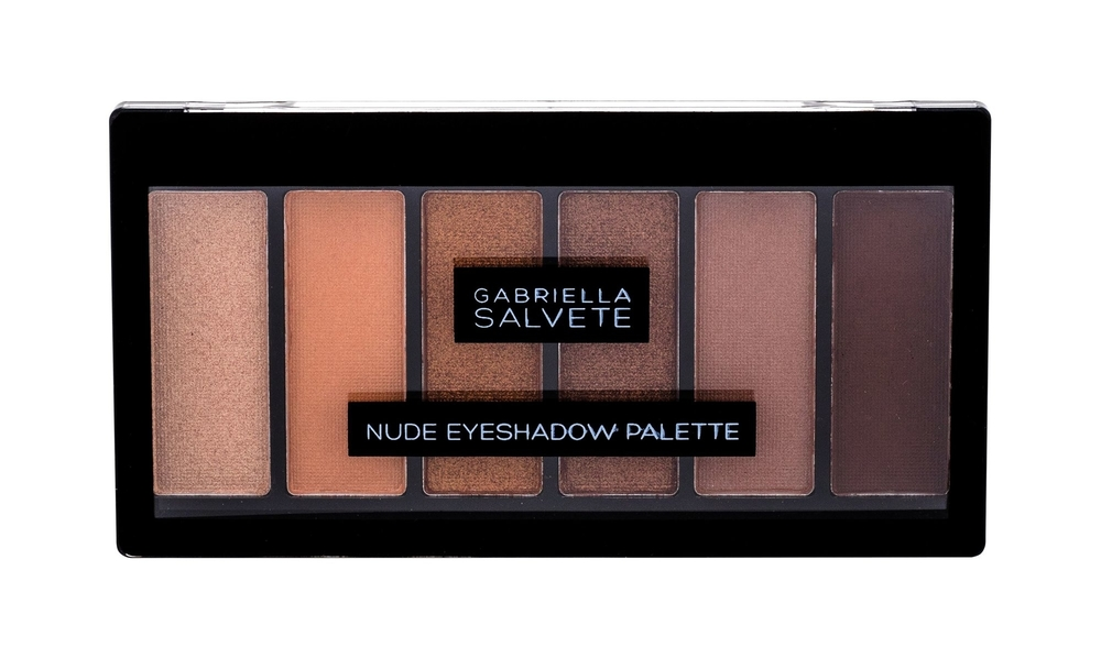 Gabriella Salvete Nude Eyeshadow Palette Eye Shadow 12,5gr