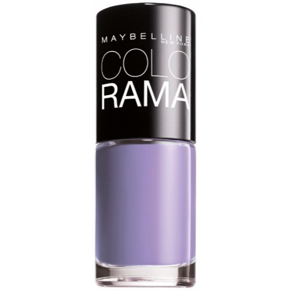 Maybelline Colorama Nail Polish 7ml 215 Iced Queen