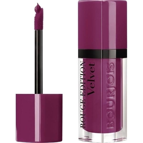 BOURJOIS Rouge Edition Velvet Mat pomadka do ust 14 Plum Girl 7,7ml oμορφια   μακιγιάζ   μακιγιάζ χειλιών   lip gloss