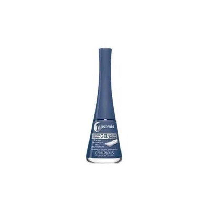 BOURJOIS 1 Seconde Nail Enamel lakier do paznokci 53 Blue De Nime 9ml oμορφια   μακιγιάζ   προϊόντα νυχιών   βερνίκια νυχιών