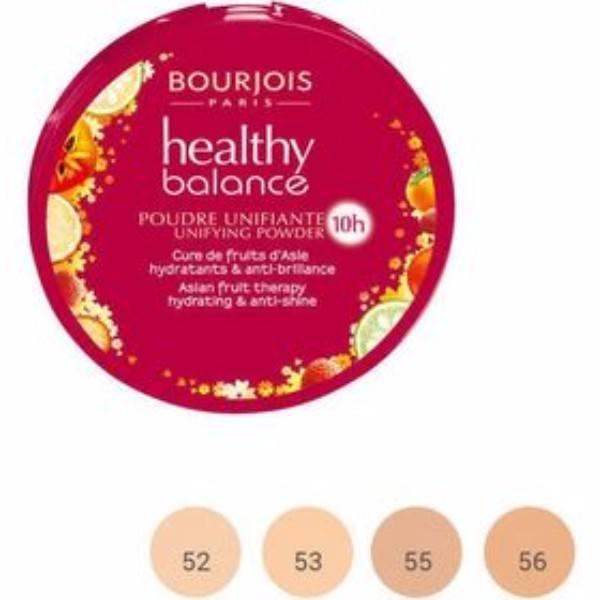 BOURJOIS Healthy Balance 56 Light Bronze 9g oμορφια   μακιγιάζ   μακιγιάζ προσώπου   πούδρες προσώπου