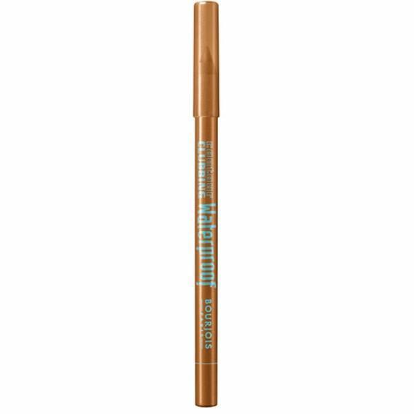 Bourjois Paris Contour Clubbing Waterproof Eye Pencil 1,2gr 51 Golden Dress oμορφια   μακιγιάζ   μακιγιάζ ματιών   μολύβια ματιών