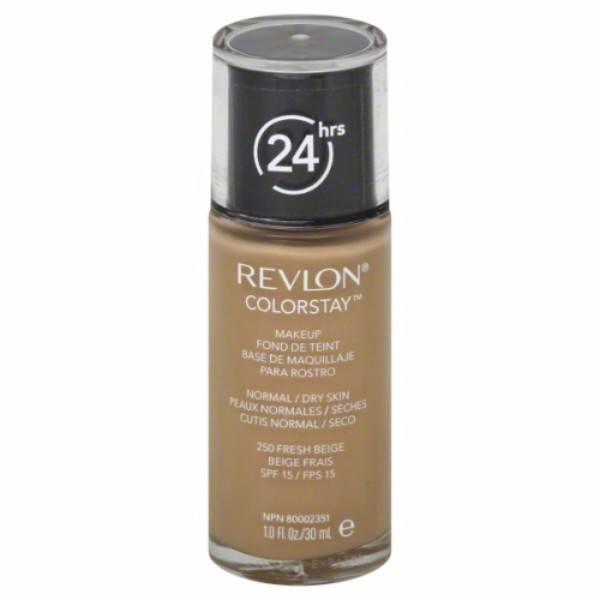 REVLON ColorStay makeup normal/dry skin 250 Fresh Beige 30ml