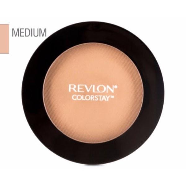 REVLON ColorStay Pressed Powder 840 Medium 8,4g oμορφια   μακιγιάζ   μακιγιάζ προσώπου   πούδρες προσώπου